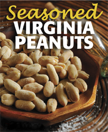 Seasoned Peanuts