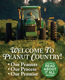 Welcome to Peanut Country