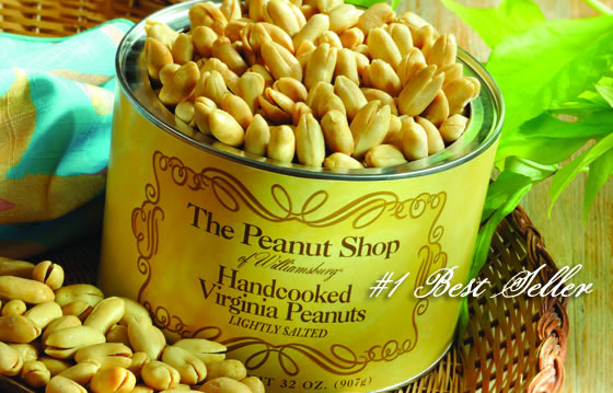The Peanut Shop Virginia Peanuts