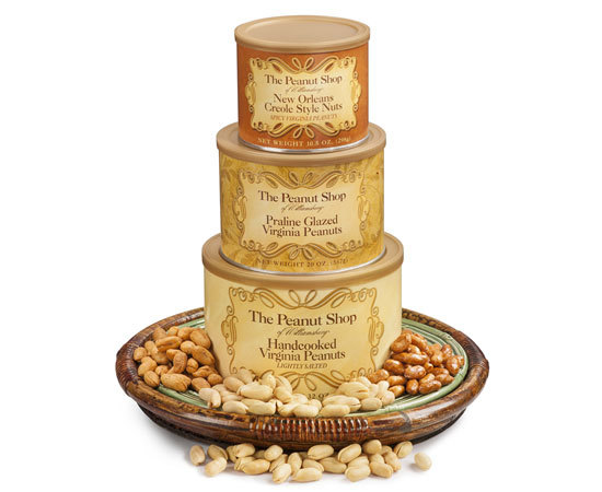 Classic Handcooked Peanuts Tower