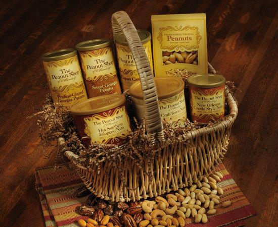Southern Nut Sampler