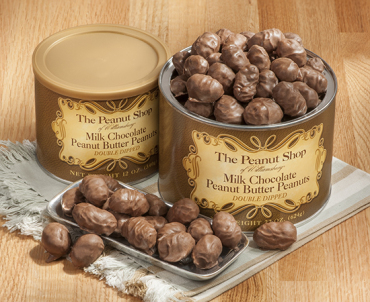 Milk Chocolate Peanut Butter Peanuts