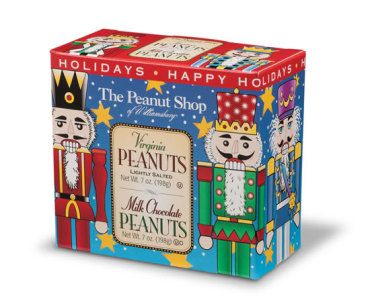 Nutcracker Gift Box
