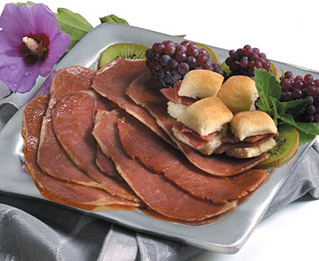 Charles Henry Gray Party Ham Slices