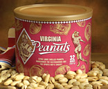 Football Virginia Peanuts