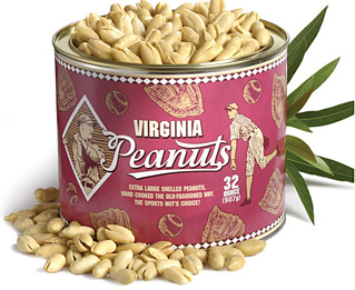 Baseball Virginia Peanuts