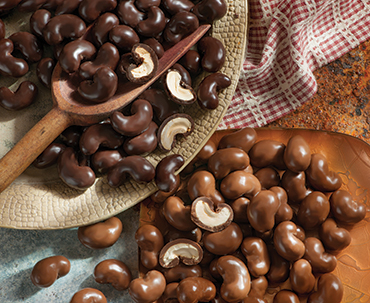 Chocolate Nuts & More