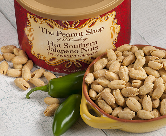 Hot Southern Nuts